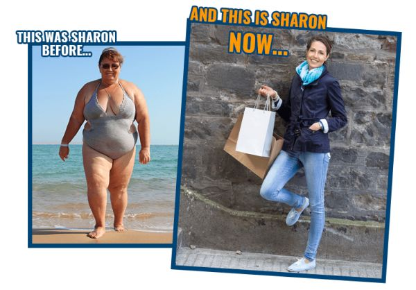 Sheron Transformation Before and After Photo